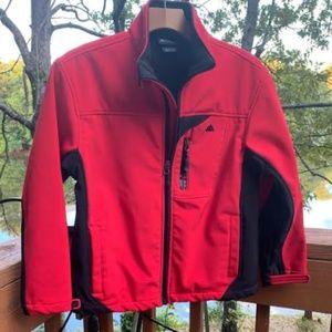 Snozu Red/Black Performance Jacket Sz M (10-12)